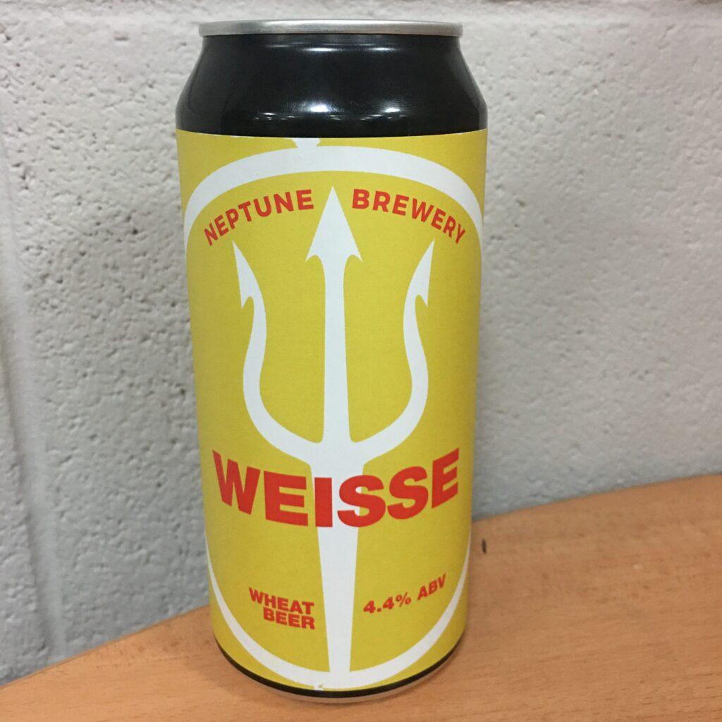 Neptune - Weisse - Wheat Beer